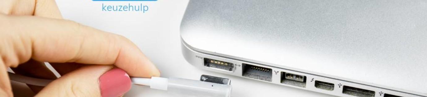Keuzehulp - Welke MacBook oplader moet ik bestellen?