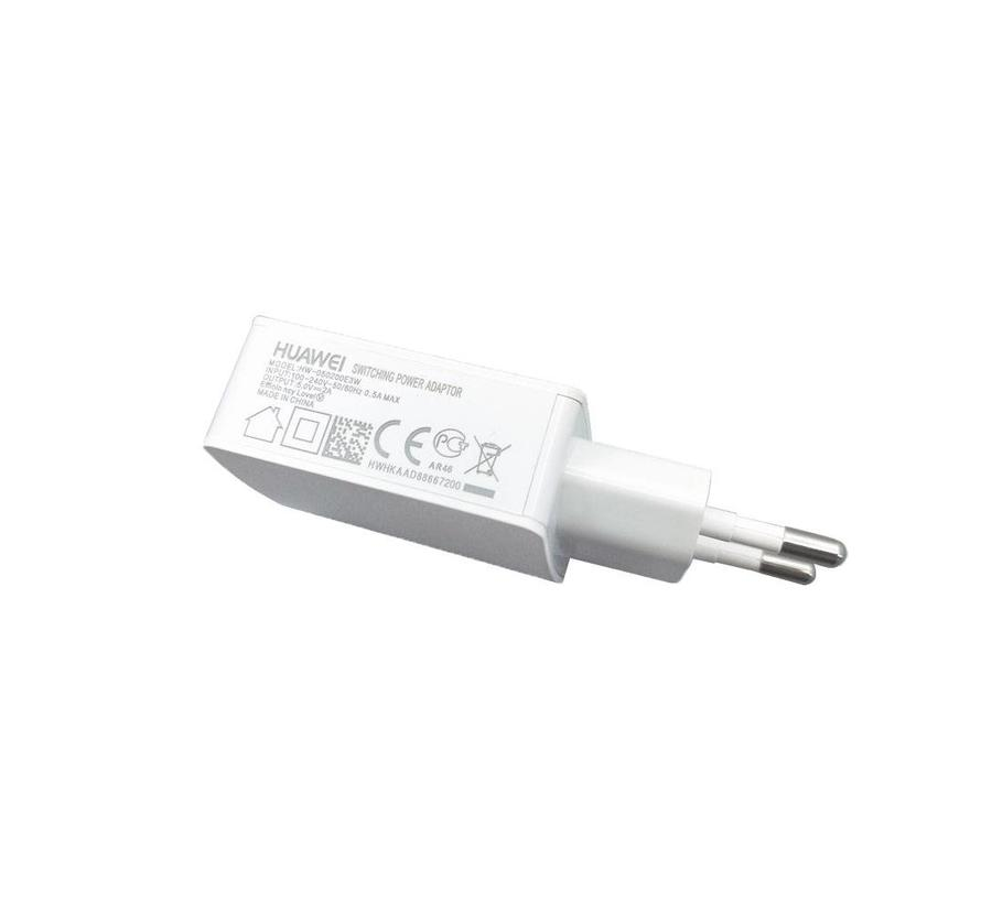 Originele USB oplader 5V Wit