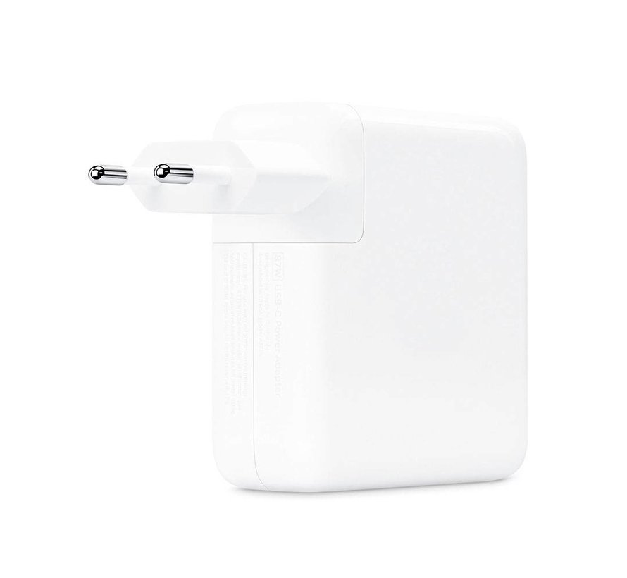 Originele MacBook USB-C Lichtnetadapter 87W