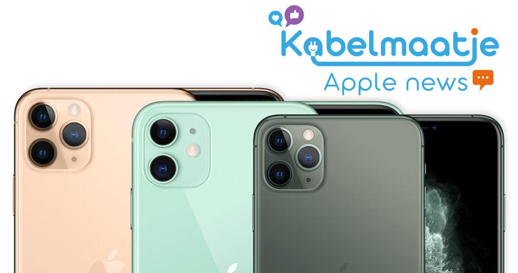 Alles wat je wilt weten over de nieuwe iPhone 11, iPhone 11 Pro en iPhone 11 Pro Max