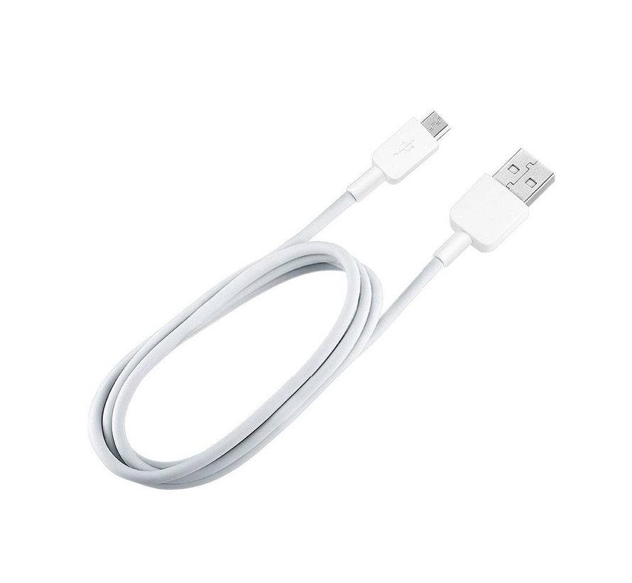 Originele micro-USB kabel 1M Wit