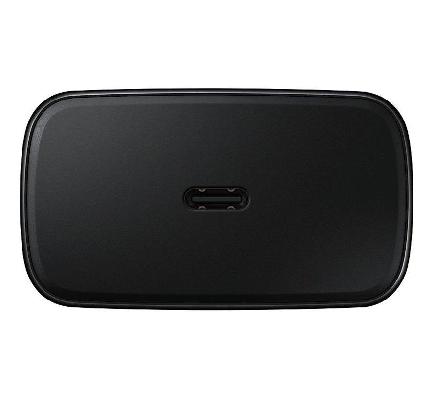 Samsung 45w Super Fast Charging USB-C lader zwart