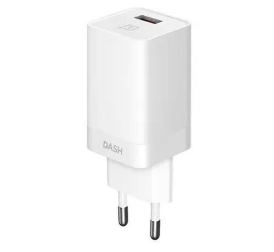 OnePlus Dash 20W Power Adapter + USB-C kabel 1m