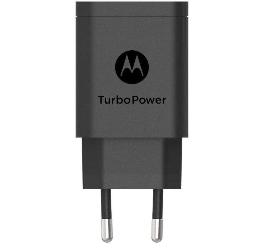 Motorola Turbo Snellader SC-52 adapter zwart