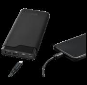 Azuri Powerbank Azuri Quick Charge 3.0 + USB-C - 20.100 mAh