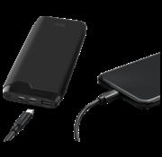 Azuri Slim Powerbank Azuri  + USB-C  10.000 mAh