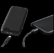 Azuri Slim Powerbank Azuri + USB-C 6000 mAh