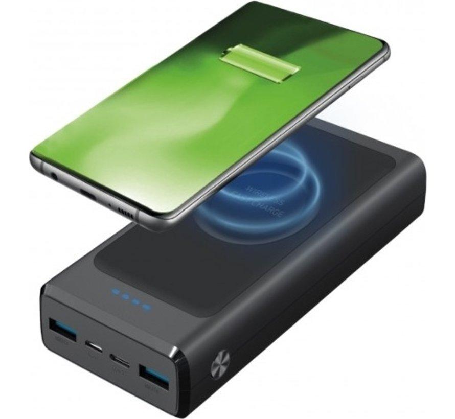 Wireless Powerbank SBS 10W 20.000 mAh