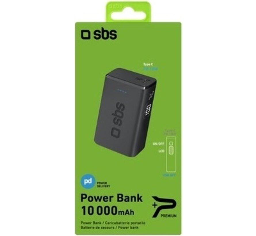 Compact powerbank SBS 10.000 mAh 18 Watt