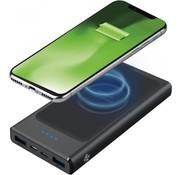 SBS Powerbank Wireless Extra Slim SBS 10.000 mAh 10 Watt