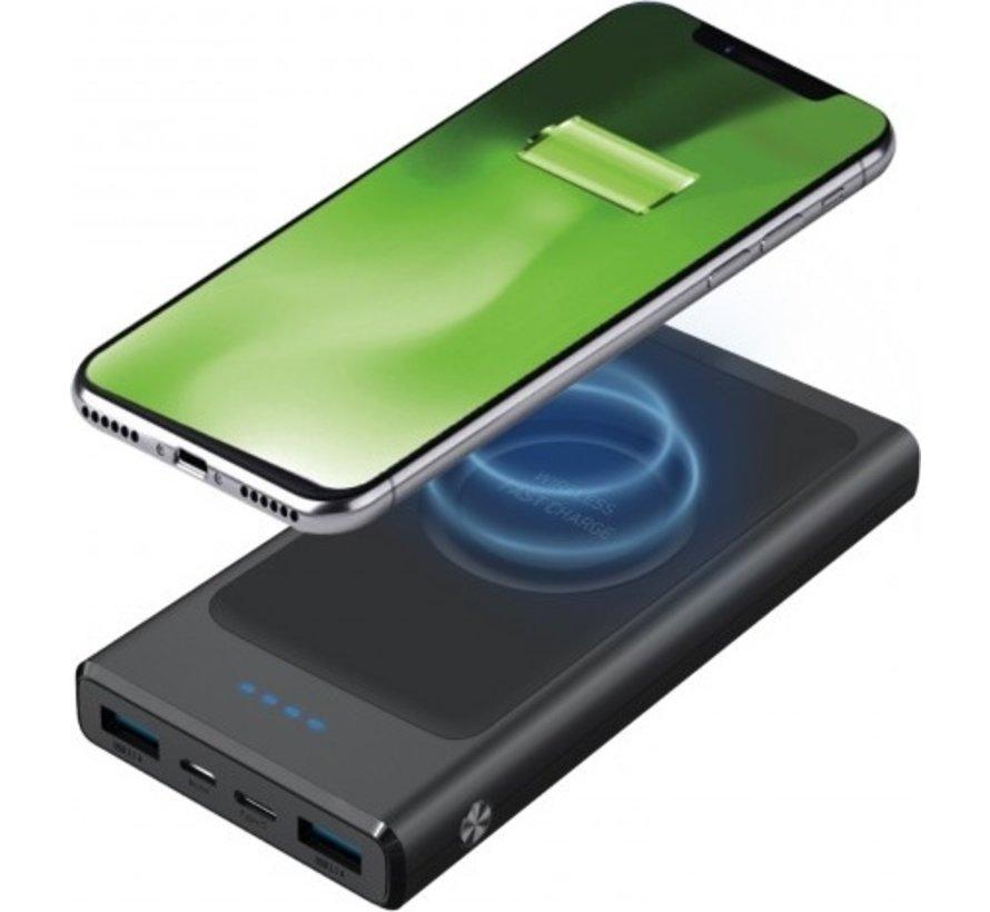 Powerbank Wireless Extra Slim SBS 10.000 mAh 10 Watt