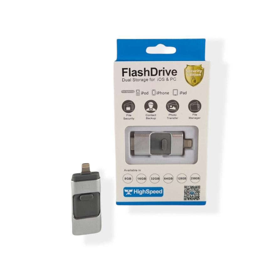 32 GB - Lightning USB Stick - Grijs