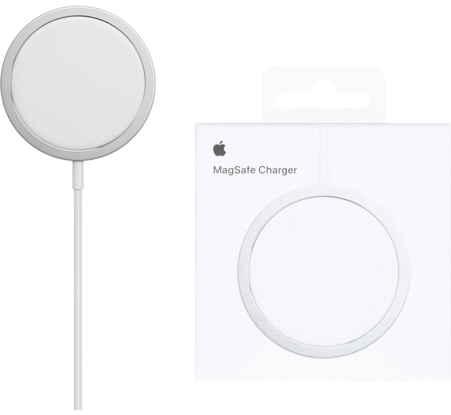 Apple Draadloze Magsafe Oplader 15W - Origineel Retailverpakking