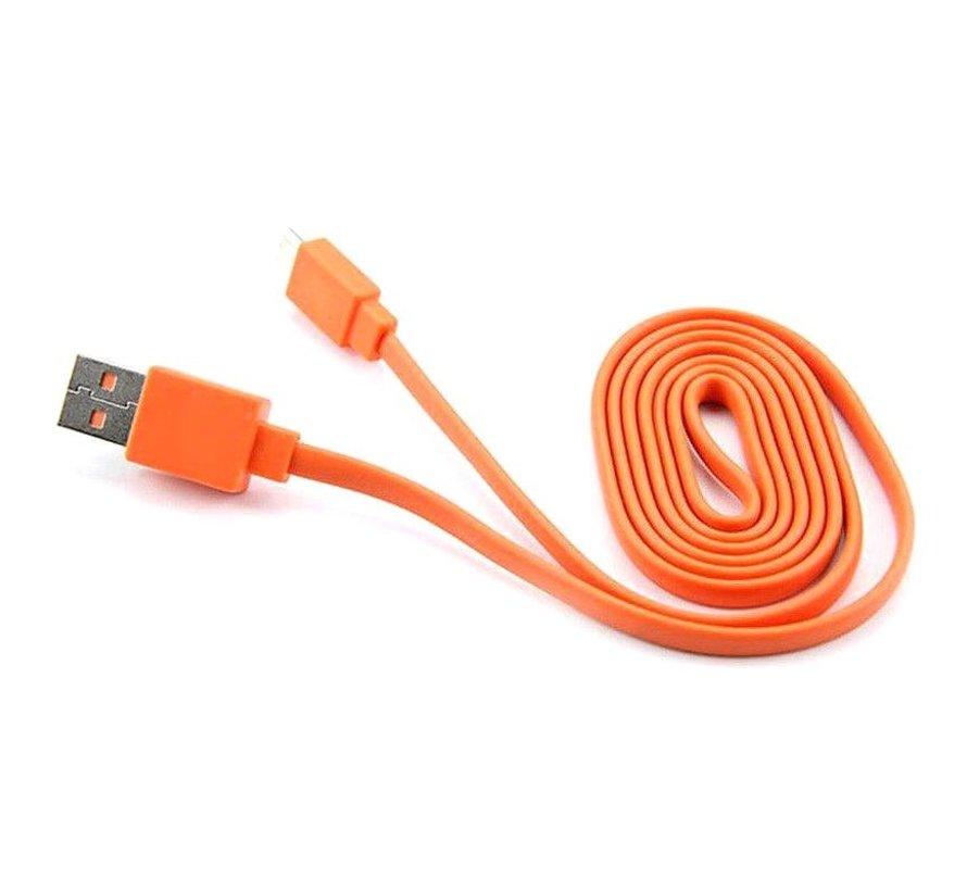 USB-kabel 1 m oranje geschikt voor: Flip 2/3/4, Charge 2/3, Pulse 3