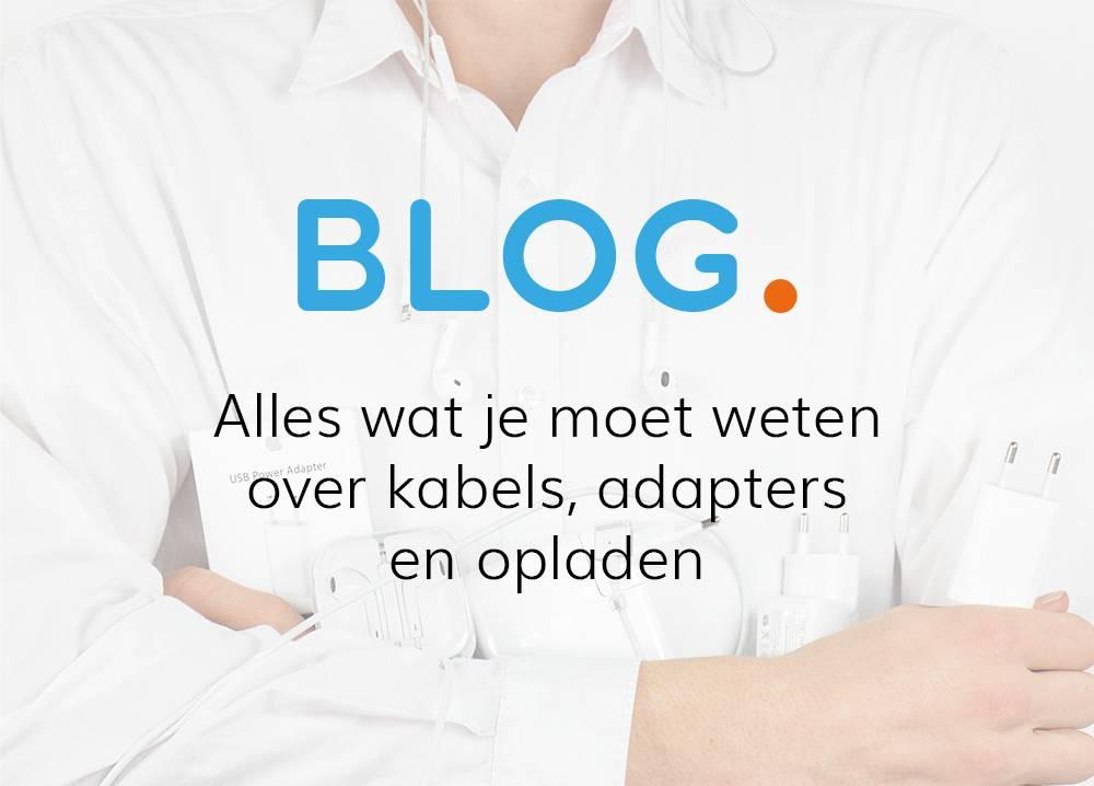 Kabels & opladers voor alle merken en apparaten | Kabelmaatje.nl