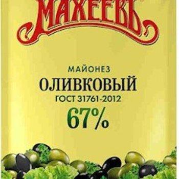 Maheev Mayonnaise mit Olivenöl 380g