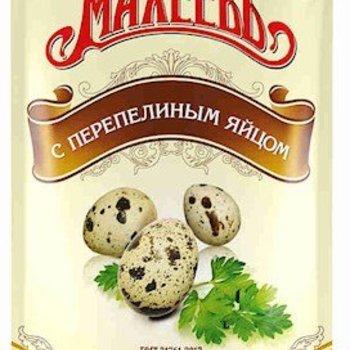 Maheev Mayonnaise mit Wachteileier 380 g