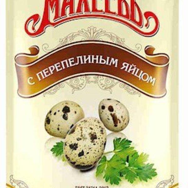 Maheev Mayonnaise mit Wachteileier 380g