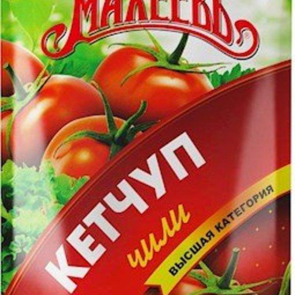 Maheev Ketchup Chili 500g