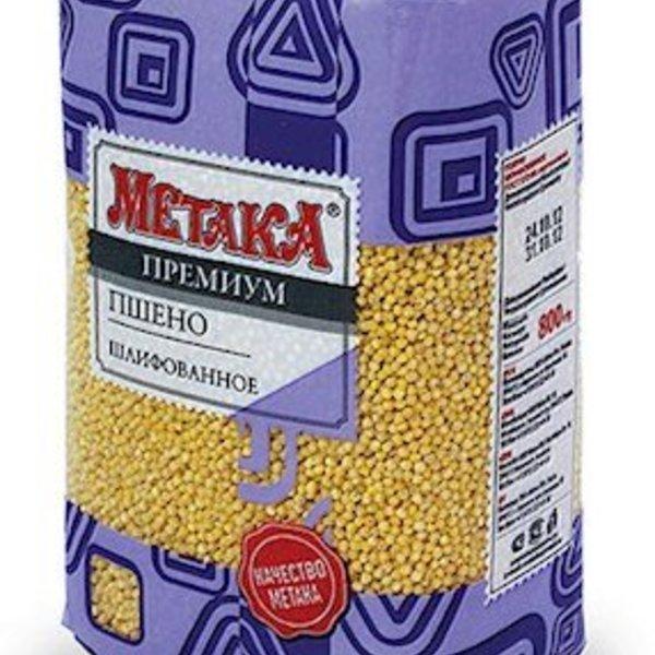 Metaka Hirse geschliffen 800 g