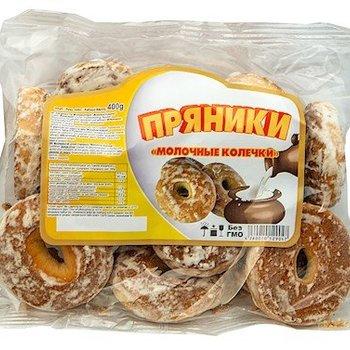 Russische Lebkuchen Milchgeschmack