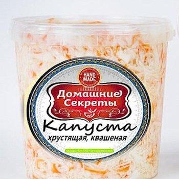 haus der Geheimnise haus der Geheimnise Sauerkraut mit Karotten 900g