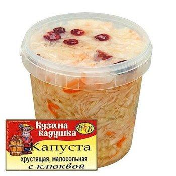 Kusina Kaduschka Sauerkraut mit Moosbeeren 900g