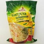 Beipol Sauerkraut mit Karotten im Beutel 1Kg