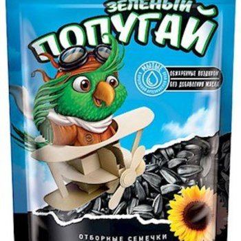 Grüner papagai Grüner Papagai sonen. schwarz geröstet 190g