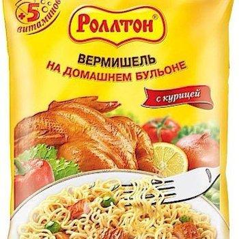 Rollton Rollton Nudel mit Hähnchengeschmack 60g