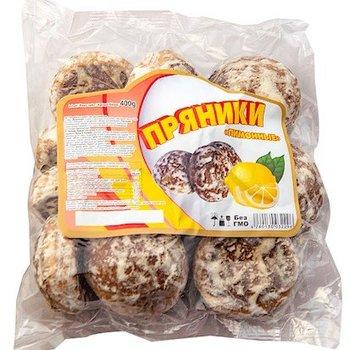 h&b Russische Lebkuchen Limon 400g