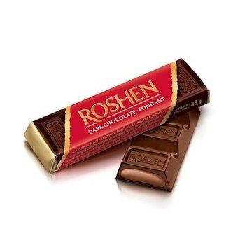 Roschen Schokoriegel Bitterschoko 43g