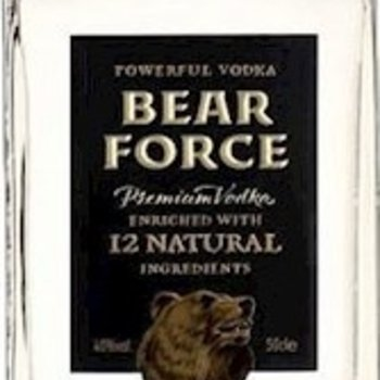 Wodka Bear Force 40% 0,7l