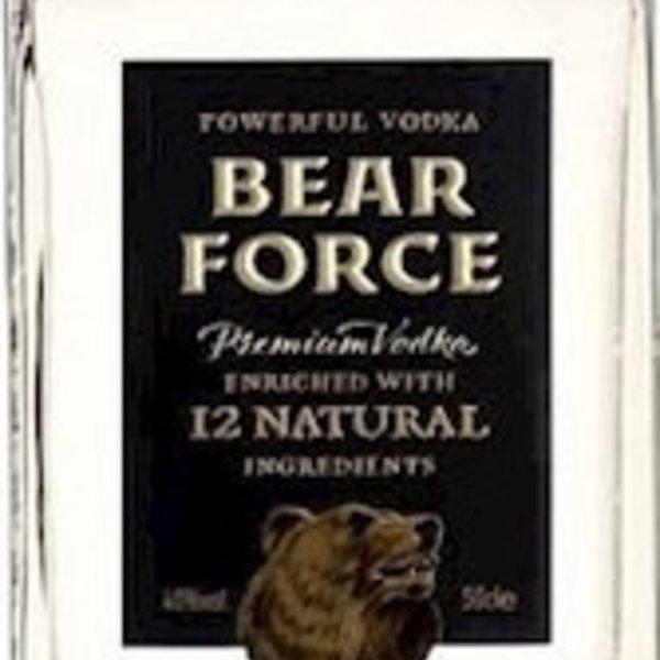 Wodka Bear Force 40% 0,7l