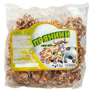h&b Russische Lebkuchen Mu - MU  400g