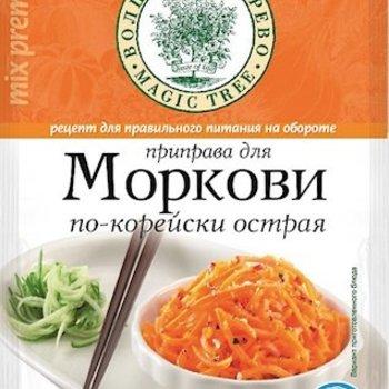 zauber Baum Würzmischung Karotten korean.art 30g
