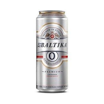 Baltika Baltika Bier 0    0,5 L alc. frei ( Dose)