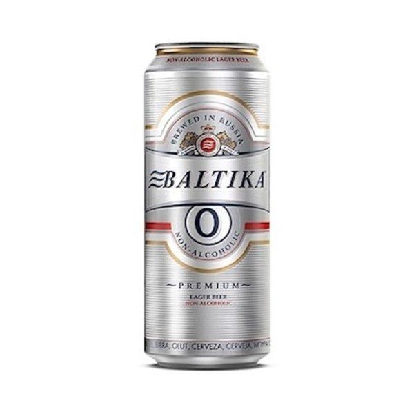 Baltika Baltika Bier 0      0,5L alc. frei (Dose)