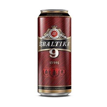 Baltika Baltika Bier 9 strong 450 ml (Dose)