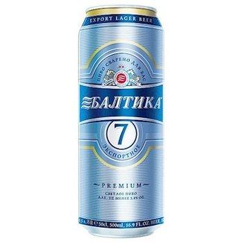 Baltika Baltika Bier 7  0,450 l expor  (Dose)
