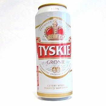 Tyski Tyski Bier hell 0,5 L