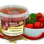 Kusina Kaduschka Cherry-Tomaten Leichtgesalzen/Peperoni60ml