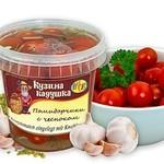 Kusina Kaduschka Cherry-Tomaten Leichtgesalzen/Knoblauch 600ml