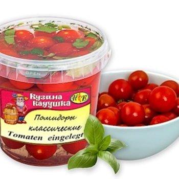 Kusina Kaduschka Tomaten Leicht gesalzene  klassik 1l