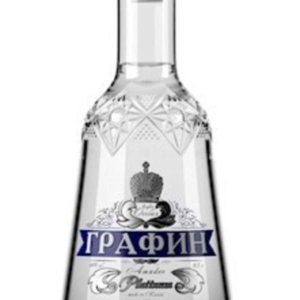 Wodka Grafin platinum 0,5l
