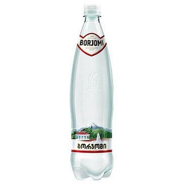 Borjomi Borjomi Min. Wasser 1l plastik