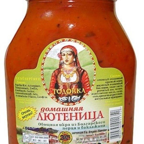 Todorka Todorka Lüteniza hausmacherartz  315g