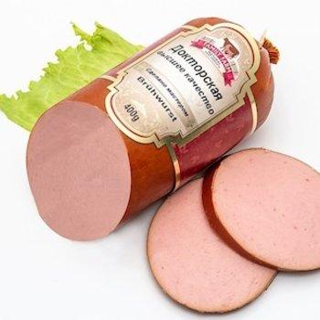 Family Farm Brühwurst Doktorskaja  400g