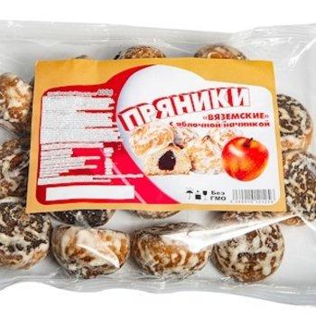 Lebkuchen nach Russische art mit Apfellfüllung 400g
