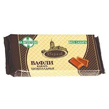 Veresk Waffeln Kakao- Schoko ohne Zucker 105g
